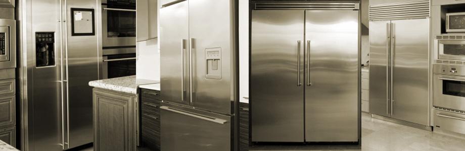 American fridge freezer repairs in London